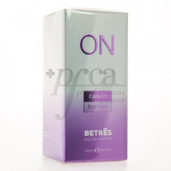 Perfume BETRES ON Candy para Mujer 100 ml.