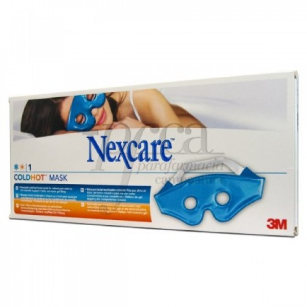 Antifaz 3M Nexcare ColdHot máscara Facial de gel