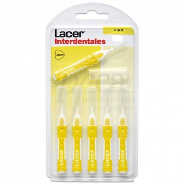 CEPILLO INTERDENTAL LACER FINO 6U