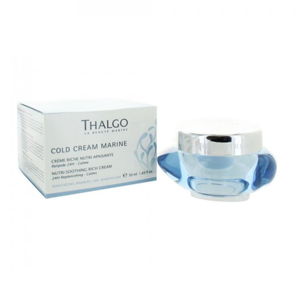 Thalgo cold cream marine nutri soothing rich cream 50ml