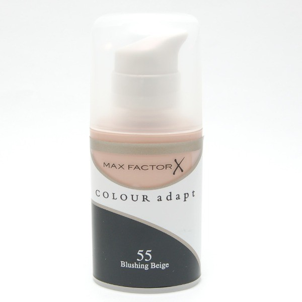 Max Factor Colour Adapto Blushing Beige 55 34 ml