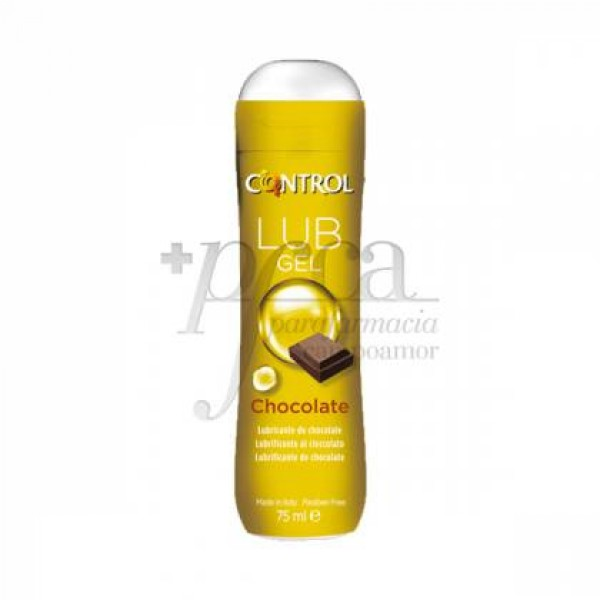 CONTROL LUBRICANTE CHOCOLATE 75 ML