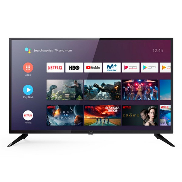 Engel 32le3290atv televisor 32'' lcd led hd hdmi rca usb google assistant chromecast vesa 100