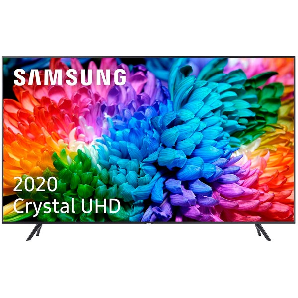 Samsung ue43tu7105kxxc televisor 43'' led 4k hdr 2000pqi smart tv wifi