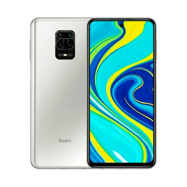 Xiaomi redmi note 9s blanco móvil 4g dual sim 6.67'' fhd+ octacore 64gb 4gb ram quadcam 48mp selfies 16mp