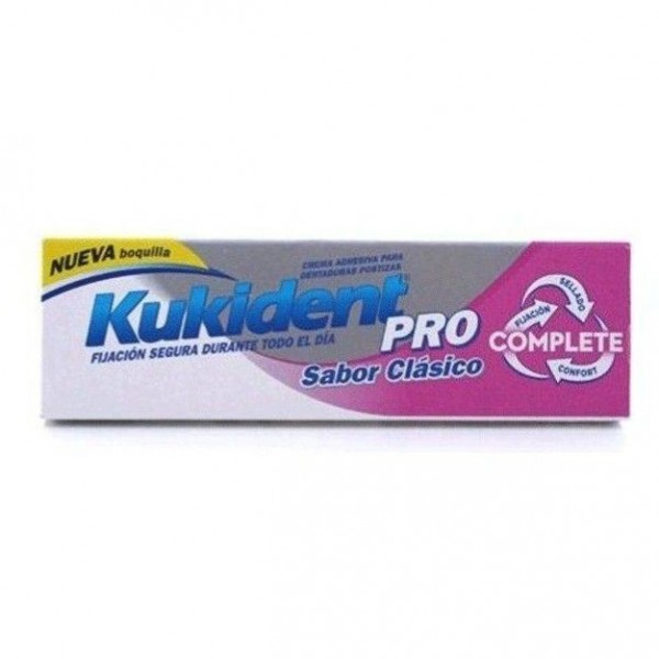 KUKIDENT COMPLETE CLASICO 47 G
